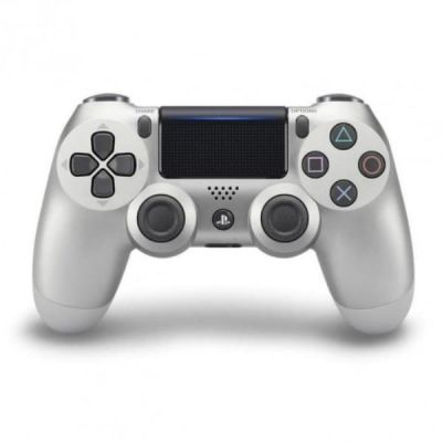 Sony DualShock 4 Version 2 (silver)