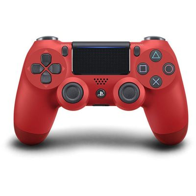 Sony DualShock 4 Version 2 (magma red)