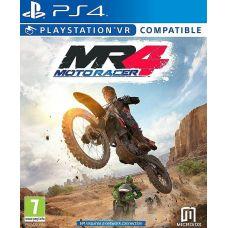 Moto Racer 4 (русская версия) (PS4/VR)