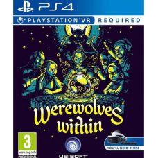 Werewolves Within VR (английская версия) (PS4)