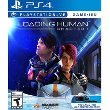 Loading Human VR ( английская версия) (PS4)
