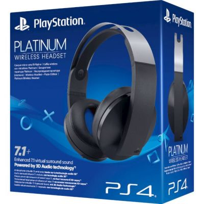 Sony Platinum Stereo Headset (PS4/PS VR)