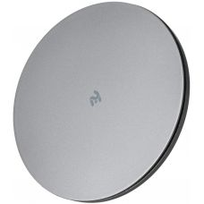 Беспроводное ЗУ 2E Slim Charging Pad, 10W, Grey (2E-WCQ01-01)