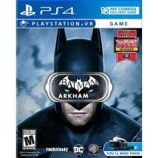Batman Arkham VR ( английская версия) (PS4)