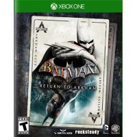 Batman: Return to Arkham  (русская версия) (Xbox One)