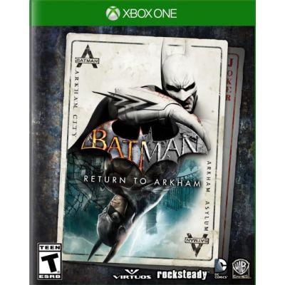 Batman: Return to Arkham  (русская версия) (Xbox One)