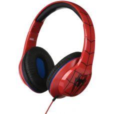 Наушники eKids/iHome MARVEL, Человек-паук, Mic (VI-M40SM.11XV7)