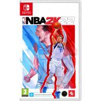 NBA 2K22 (Nintendo Switch)