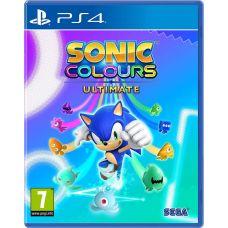 Sonic Colors: Ultimate (русская версия) (PS4)