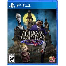 The Addams Family: Mansion Mayhem / Семейка Аддамс: Переполох в особняке (русская версия) (PS4)