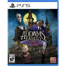 The Addams Family: Mansion Mayhem / Семейка Аддамс: Переполох в особняке (русская версия) (PS5)
