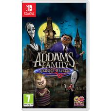 The Addams Family: Mansion Mayhem / Семейка Аддамс: Переполох в особняке (русская версия) (Nintendo Switch)