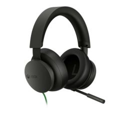 Microsoft Official Xbox Stereo Headset for Xbox Series X|S, Xbox One and Windows 10 (Black)