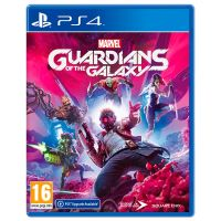 Marvel's Guardians of the Galaxy (русская версия) (PS4)