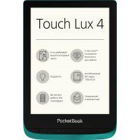 Электронная книга PocketBook 627 Touch Lux 4 Emerald (PB627-C-CIS) (витринный вариант)