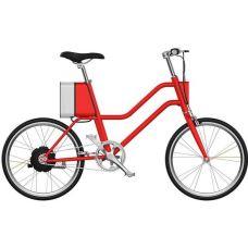 Электровелосипед Xiaomi YunBike C1 Women`s Elegant Red (202377)