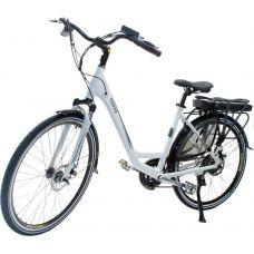 Электровелосипед ROVER City White (255988)