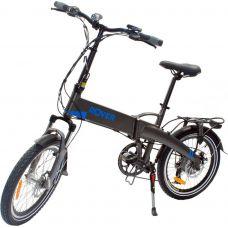 Электровелосипед ROVER Fold Grey-blue (255991)