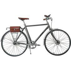 Электровелосипед ROVER Vintage Brushed alu (255992)