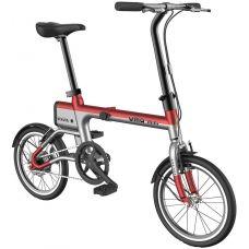 Электровелосипед Xiaomi UMA MINI Серо-красный (309633)