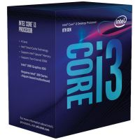 Intel Core i3-8100 3.6GHz s1151 Box (BX80684I38100)