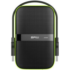 "Внешний жесткий диск 1Tb Silicon Power 2,5"", USB3.0 Black (SP010TBPHDA60S3K)"