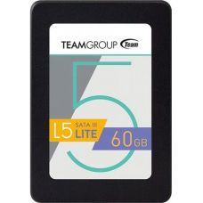 """SSD 2,5"""" 60Gb Team L5 Lite SATA III (TLC) (T2535T060G0C101)"""