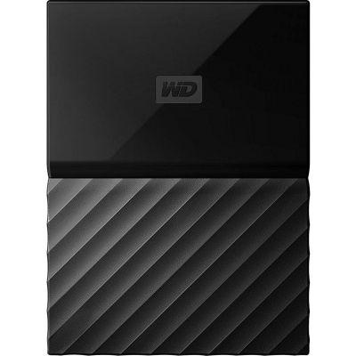 Внешний жесткий диск 4Tb Western Digital My Passport 2.5 USB 3.0 External Black (WDBYFT0040BBK-WESN)