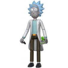 Action Figure: Rick & Morty: Rick