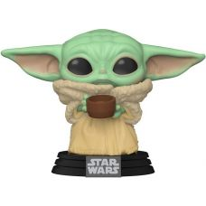 Funko POP: Star Wars: The Mandalorian - The Child With Cup (378)