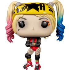 Funko POP: Birds of Prey: Harley Quinn (Roller Derby)