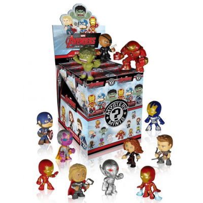 Mystery Mini Blind Box: Marvel: Avengers AOU: PDQ (CDU 12)