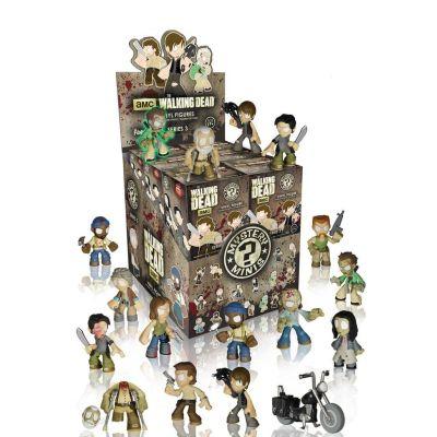 Mystery Mini Blind Box: The Walking Dead 3: PDQ (CDU 12)