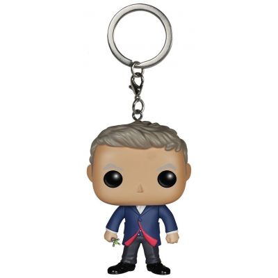 Pocket POP! Keychain: Doctor Who: 12th Doctor
