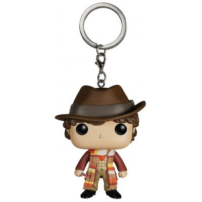 Pocket POP! Keychain: Doctor Who: 4th Doctor