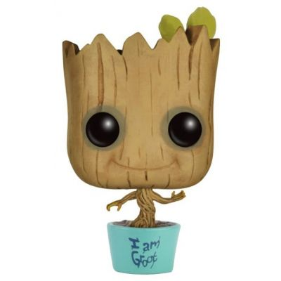 Pocket POP! Keychain: Marvel: Guardians O/T Galaxy: Baby Groot