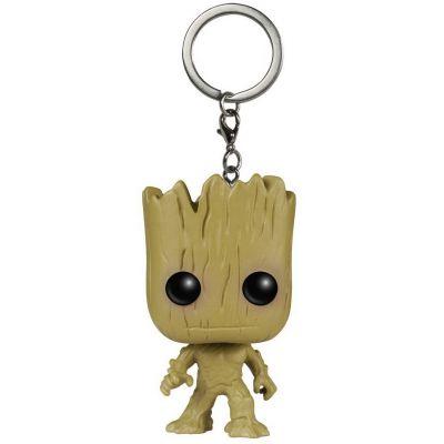 Pocket POP! Keychain: Marvel: Guardians O/T Galaxy: Groot
