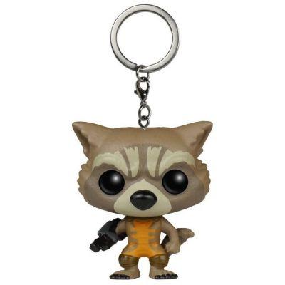 Pocket POP! Keychain: Marvel: Guardians O/T Galaxy: Rocket Raccoon