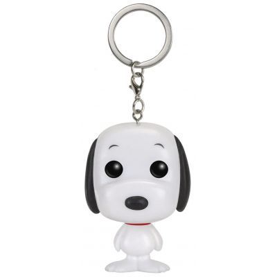 Pocket POP! Keychain: Peanuts: Snoopy