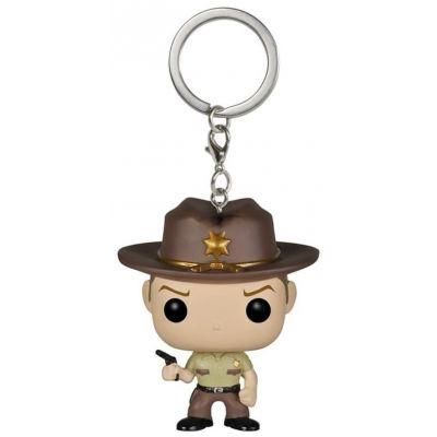 Pocket POP! Keychain: The Walking Dead: Rick Grimes
