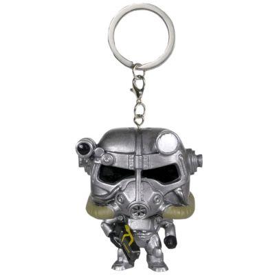 Pocket POP! Keychain: Fallout: Power Armor