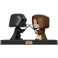 POP! Bobble 2-Pack: Star Wars: Movie Moments: Darth Vader & Obi Wan Kenobi (Exc)