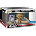 POP! Bobble 2-Pack: Star Wars: Movie Moments: R2-D2 & C-3PO Desert (Exc) фото  - 0