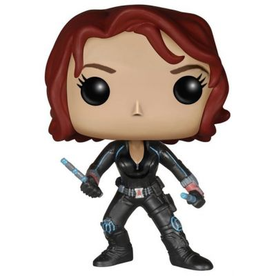 POP! Bobble: Marvel: Avengers AOU: Black Widow