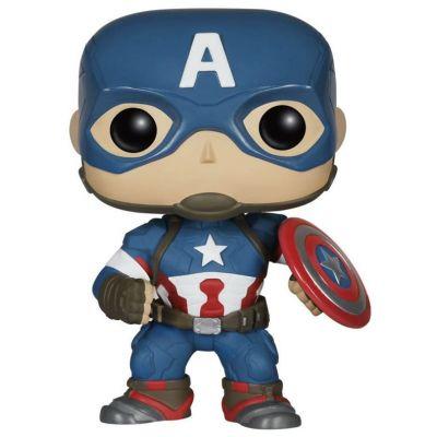 POP! Bobble: Marvel: Avengers AOU: Captain America