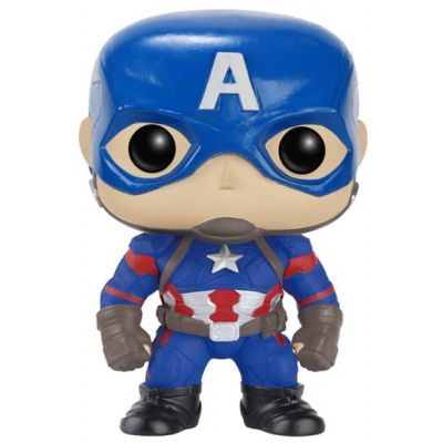 POP! Bobble: Marvel: Captain America CW: Captain America