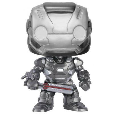 POP! Bobble: Marvel: Captain America CW: War Machine