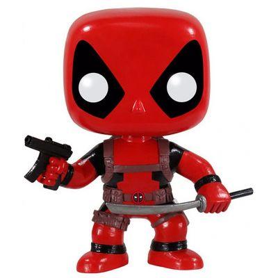 POP! Bobble: Marvel: Deadpool