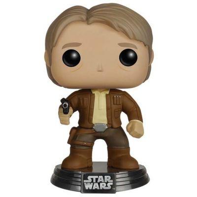 POP! Bobble: Star Wars: E7 TFA: Han Solo