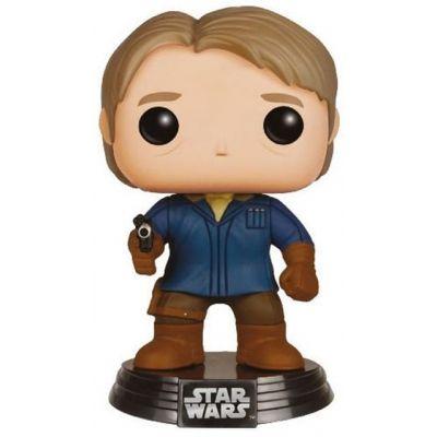 POP! Bobble: Star Wars: E7 TFA: Han Solo Snow Gear